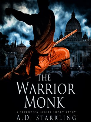 cover image of The Warrior Monk