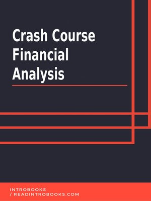 cover image of Crash Course Financial Analysis