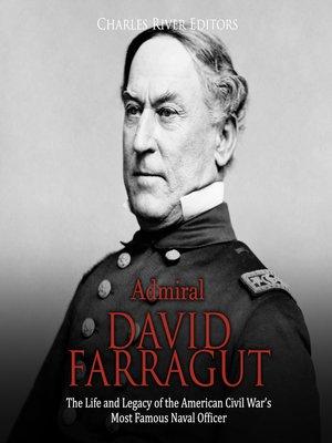 cover image of Admiral David Farragut