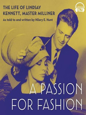 cover image of A Passion for Fashion