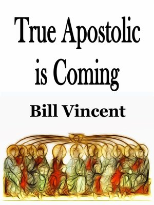 cover image of True Apostolic is Coming