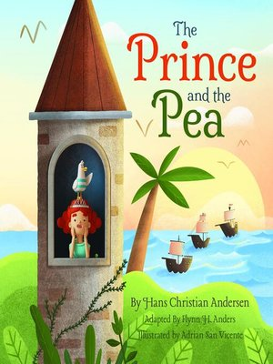 cover image of The Prince and the Pea