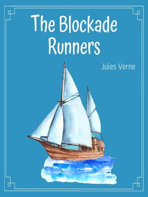 cover image of The Blockade Runners