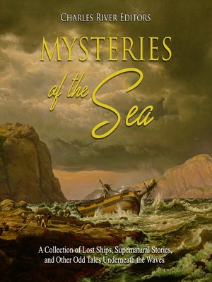 cover image of Mysteries of the Sea