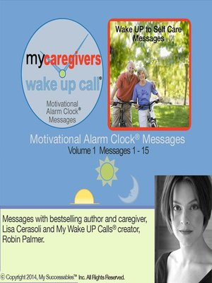cover image of My Caregiver's Wake UP Call, Volume 1