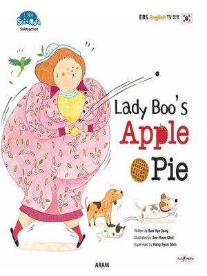 cover image of Lady Boo's Apple Pie