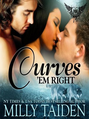 cover image of Curves 'Em Right