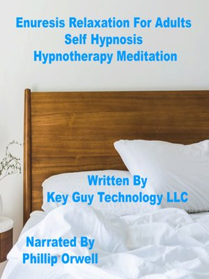 cover image of Enuresis For Adults Self Hypnosis Hypnotherapy Meditation