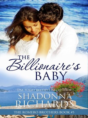 cover image of The Billionaire's Baby