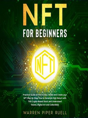 cover image of NFT for Beginners