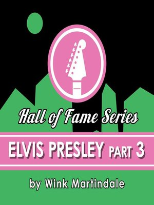 cover image of Elvis Presley #03