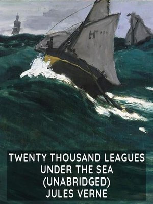 cover image of Twenty Thousand Leagues Under the Sea