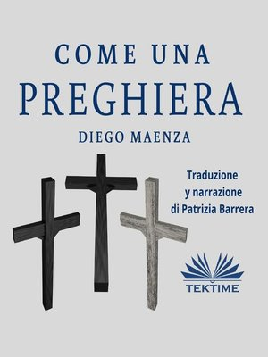 cover image of Come una preghiera