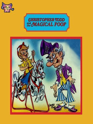 cover image of Christopher Todd and the Magical Foof