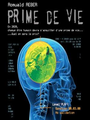 cover image of Prime de vie