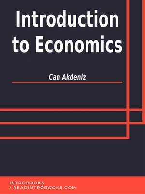 cover image of Introduction to Economics