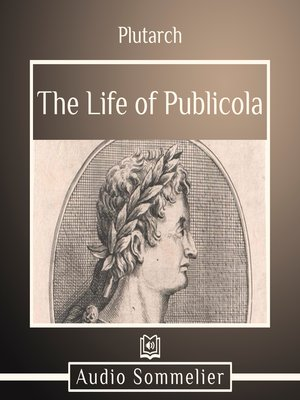 cover image of The Life of Publicola