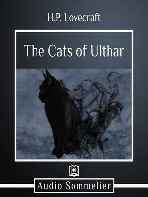 cover image of The Cats of Ulthar