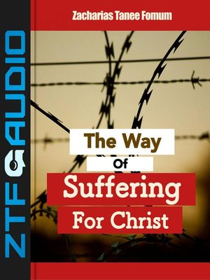cover image of The Way of Suffering For Christ