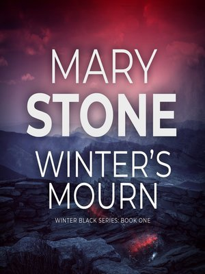 cover image of Winter's Mourn (Winter Black Series
