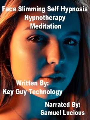 cover image of Face Slimming Self Hypnosis Hypnotherapy Meditation