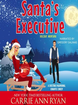 cover image of Santa's Executive