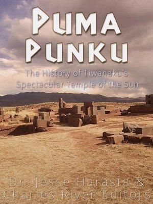 cover image of Puma Punku