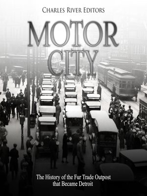cover image of Motor City