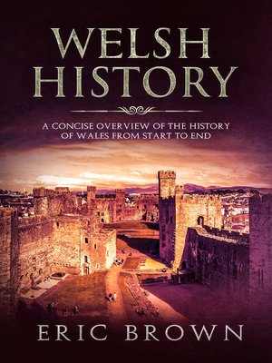 cover image of Welsh History