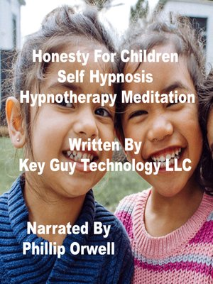 cover image of Honesty For Children Self Hypnosis Hypnotherapy Meditation