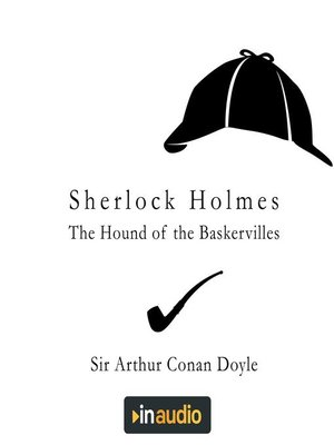 cover image of Sherlock Holmes--The Hound of the Baskervilles