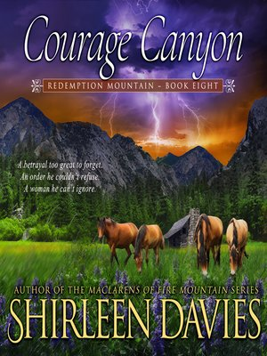 cover image of Courage Canyon