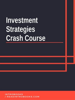 cover image of Investment Strategies Crash Course