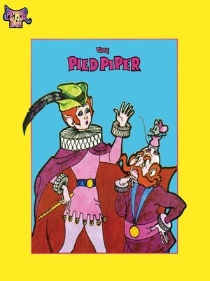 cover image of Pied Piper