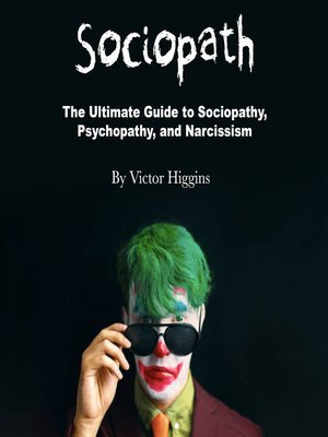 cover image of Sociopath