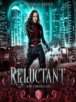 cover image of Reluctant Hood