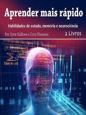 cover image of Aprender mais rápido