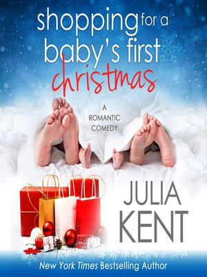 cover image of Shopping for a Baby's First Christmas