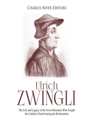 cover image of Ulrich Zwingli