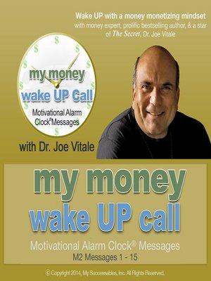 cover image of My Money Wake UP Call, Volume 2