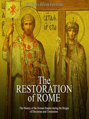 cover image of The Restoration of Rome