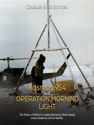 cover image of Kosmos 954 and Operation Morning Light