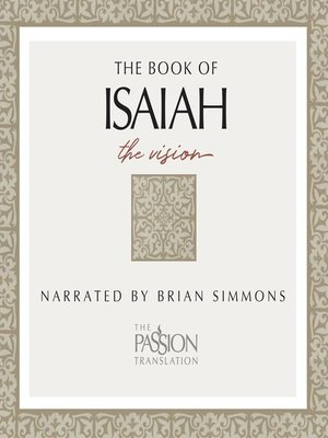 cover image of The Book of Isaiah