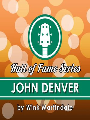 cover image of John Denver