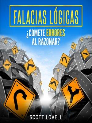 cover image of Falacias Lógicas