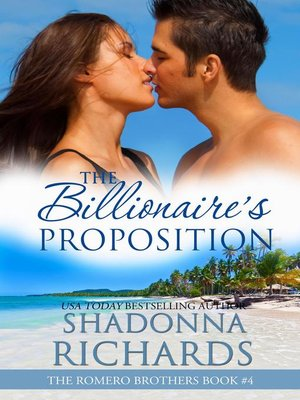 cover image of The Billionaire's Proposition