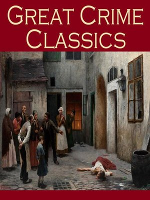 cover image of Great Crime Classics