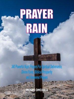 cover image of Prayer Rain