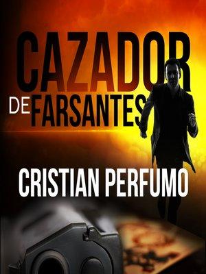 cover image of Cazador de Farsantes