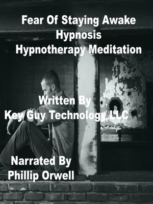 cover image of Fear of Staying Awake Self Hypnosis Hypnotherapy Meditation